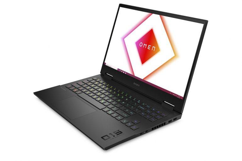 HP Announces New Omen 15 Gaming Laptops with AMD CPUs