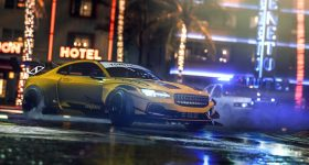 Need For Speed Heat Steam