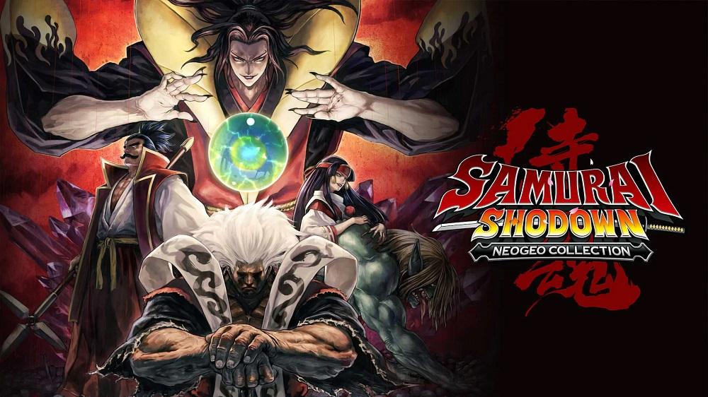 SNK SamSho collection