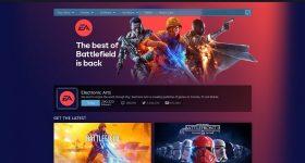 Steam EA battlefield