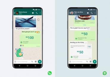WhatsApp payment brazil