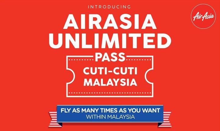 AirAsia Unlimited Pass Domestic