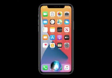 iOS 14 Siri new