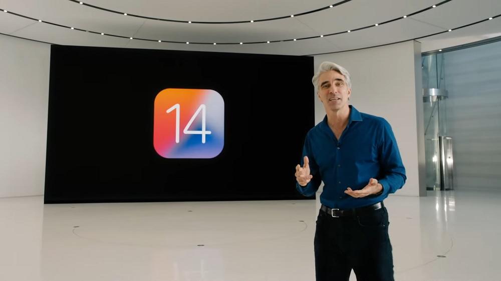 iOS 14 announcement