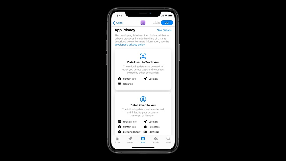 iOS 14 privacy simplified in phone