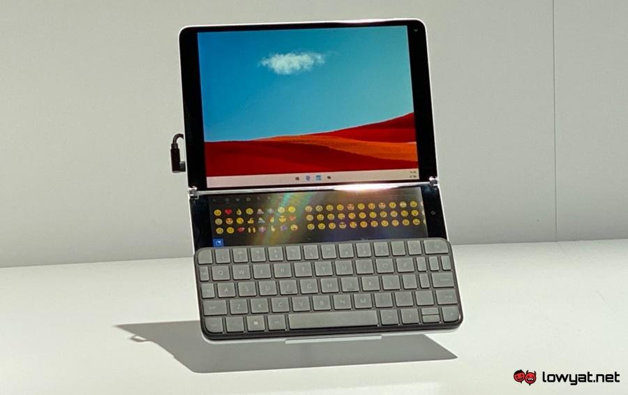 Mcrosoft Surface Neo