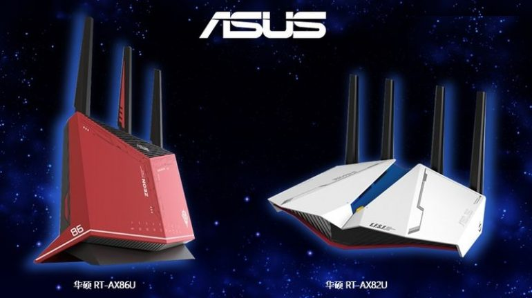 ASUS x Bandai: These Are The Gundam-Themed Asus ROG Hardware 12