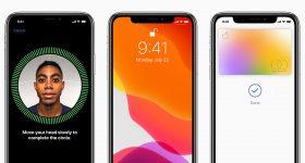 Apple Patent Face ID Vein Scanning