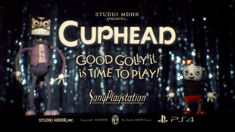 Cuphead PS4