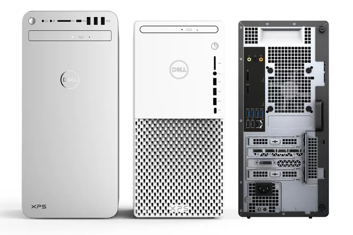 Dell XPS old vs new