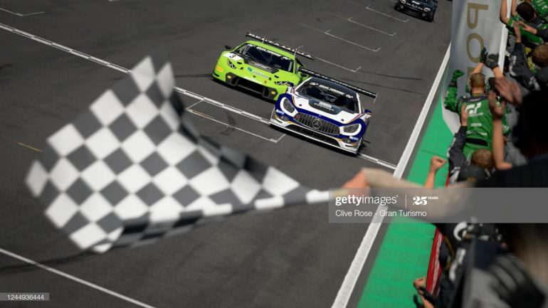 Getty Images Gran Turismo Partnership