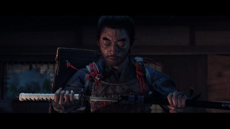 Ghost of Tsushima Sakai Jin