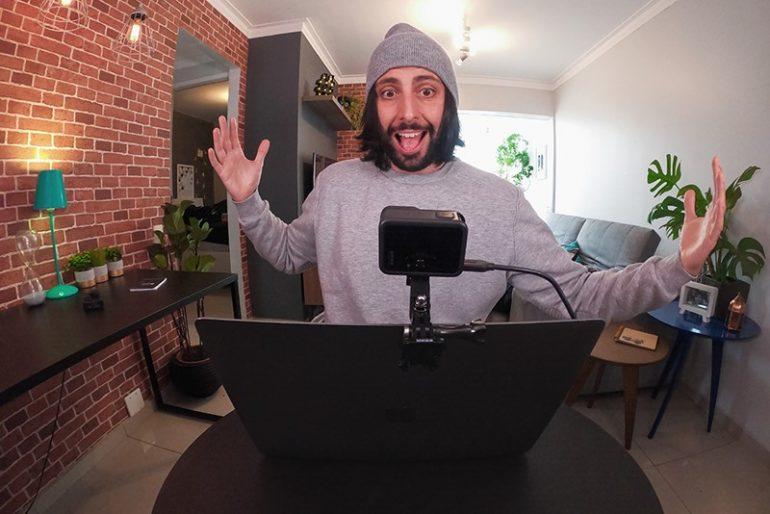 GoPro Hero 8 Black webcam