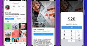 Instagram Personal Fundraising Feature 1