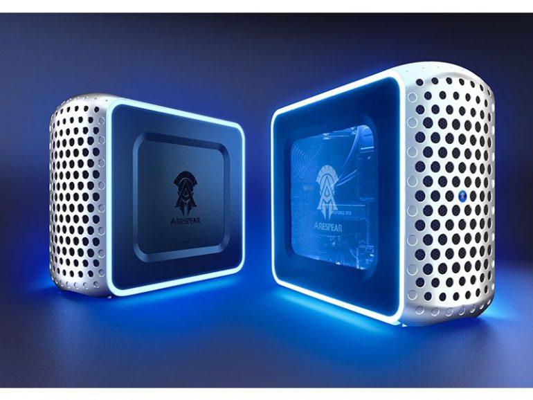 Konami has started building desktop PCs