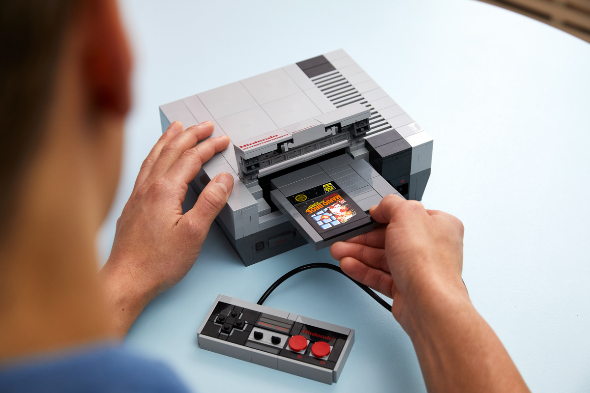 LEGO Nintendo NES Set Arrives In Malaysia In August; Priced At RM949.90 6