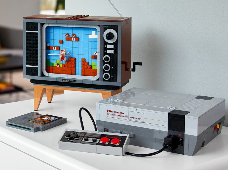 LEGO Nintendo NES Set Confirmed Malaysian Release