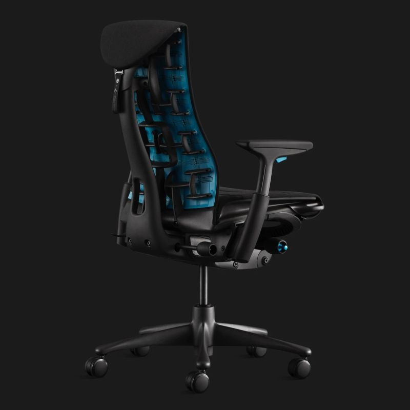 Logitech's new gaming chair costs $1,495