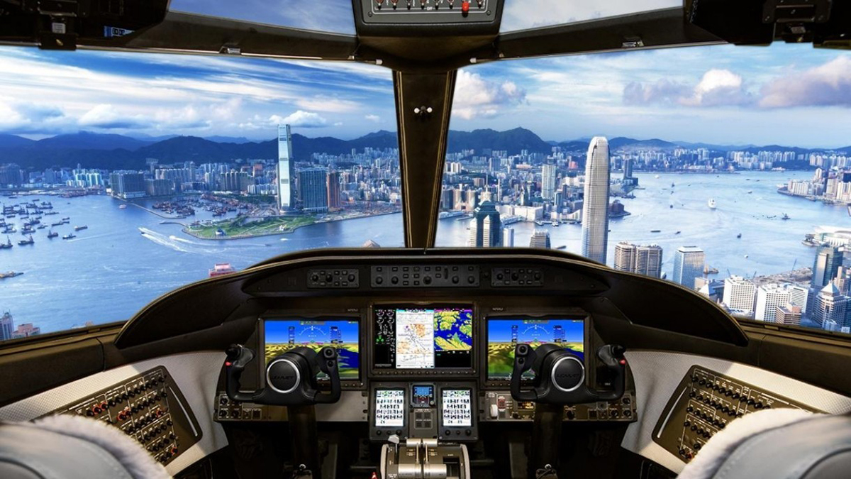 Microsoft Flight Simulator For PC Will Ship On 10 Discs