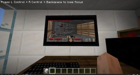 Minecraft Doom Windows 95 2