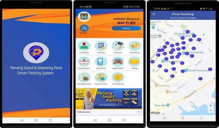 Penang Smart Parking Huawei AppGallery