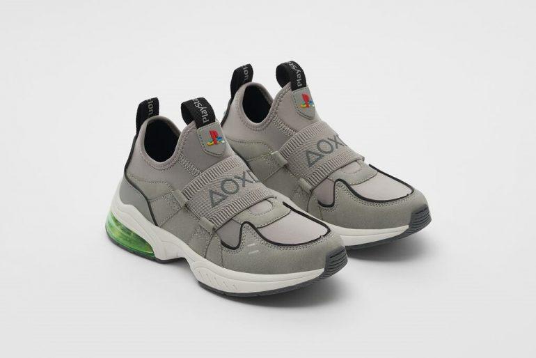 PlayStation Zara shoe