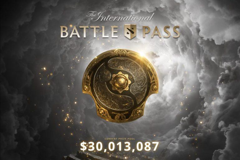 The International 10 US$30m prize pool