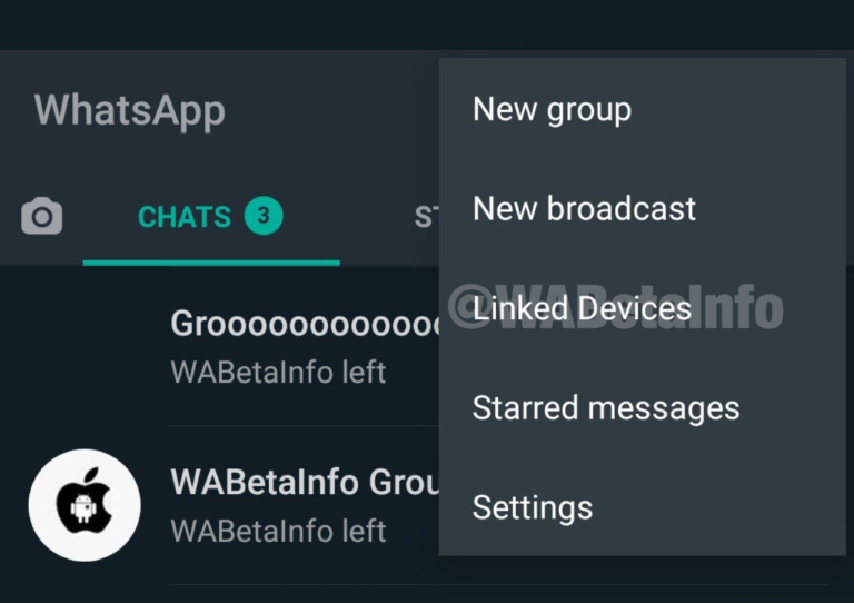 WhatsApp Multiple Devices Multi-Device Feature