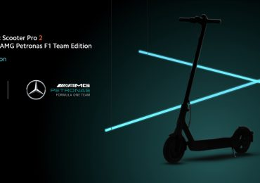 Xiaomi Mercedes-AMG Petronas F1 Mi Electric Scooter Pro 2
