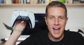 DualSense Geoff keighley