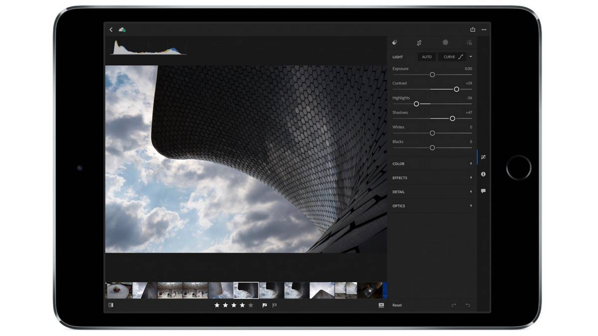 Adobe Lightroom iOs Update Deletes Photos Presets
