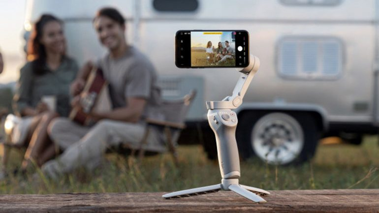 DJI Osmo Mobile 4 Leaked