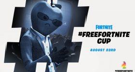 Epic Games #FreeFortnite Cup