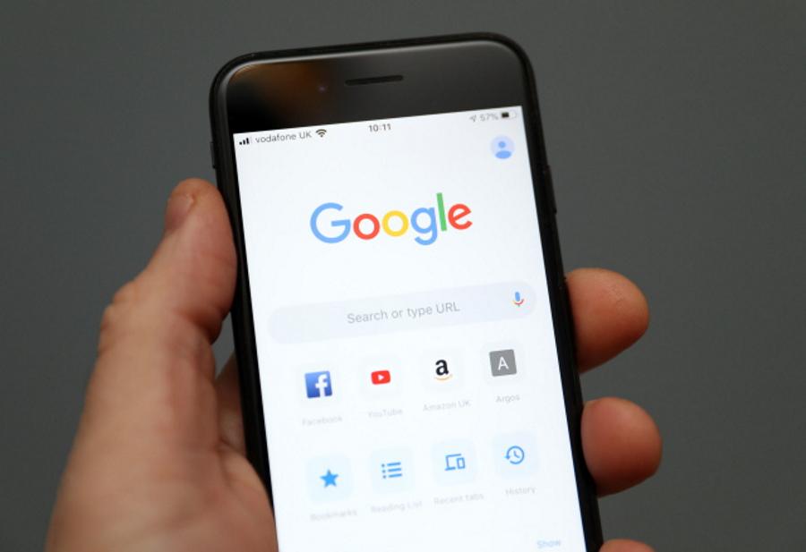 Google search mobile