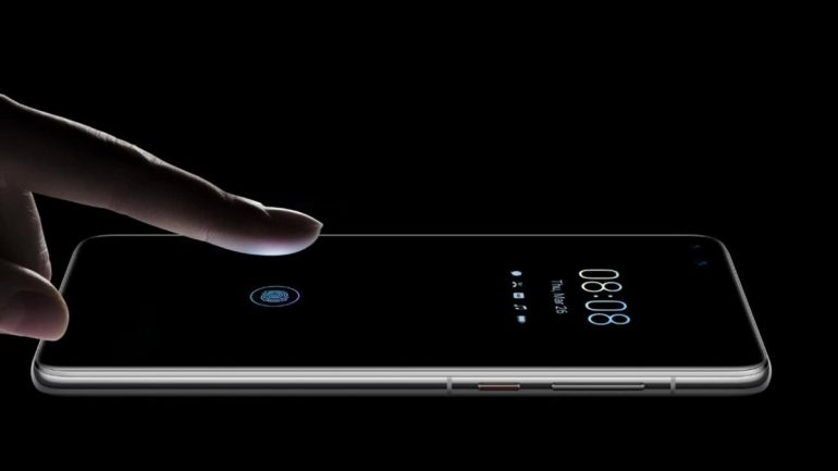Huawei Working On All-Screen Biometric Authentication Technology
