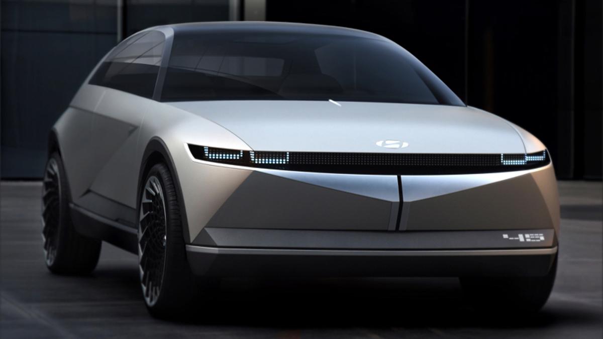 Hyundai Announces IONIQ Sub-Brand Dedicated To EVs
