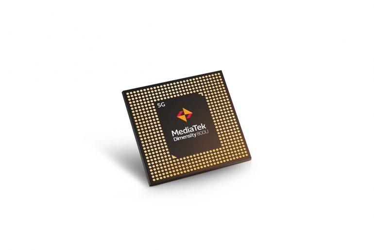 MediaTek Dimensity 800U announced 1
