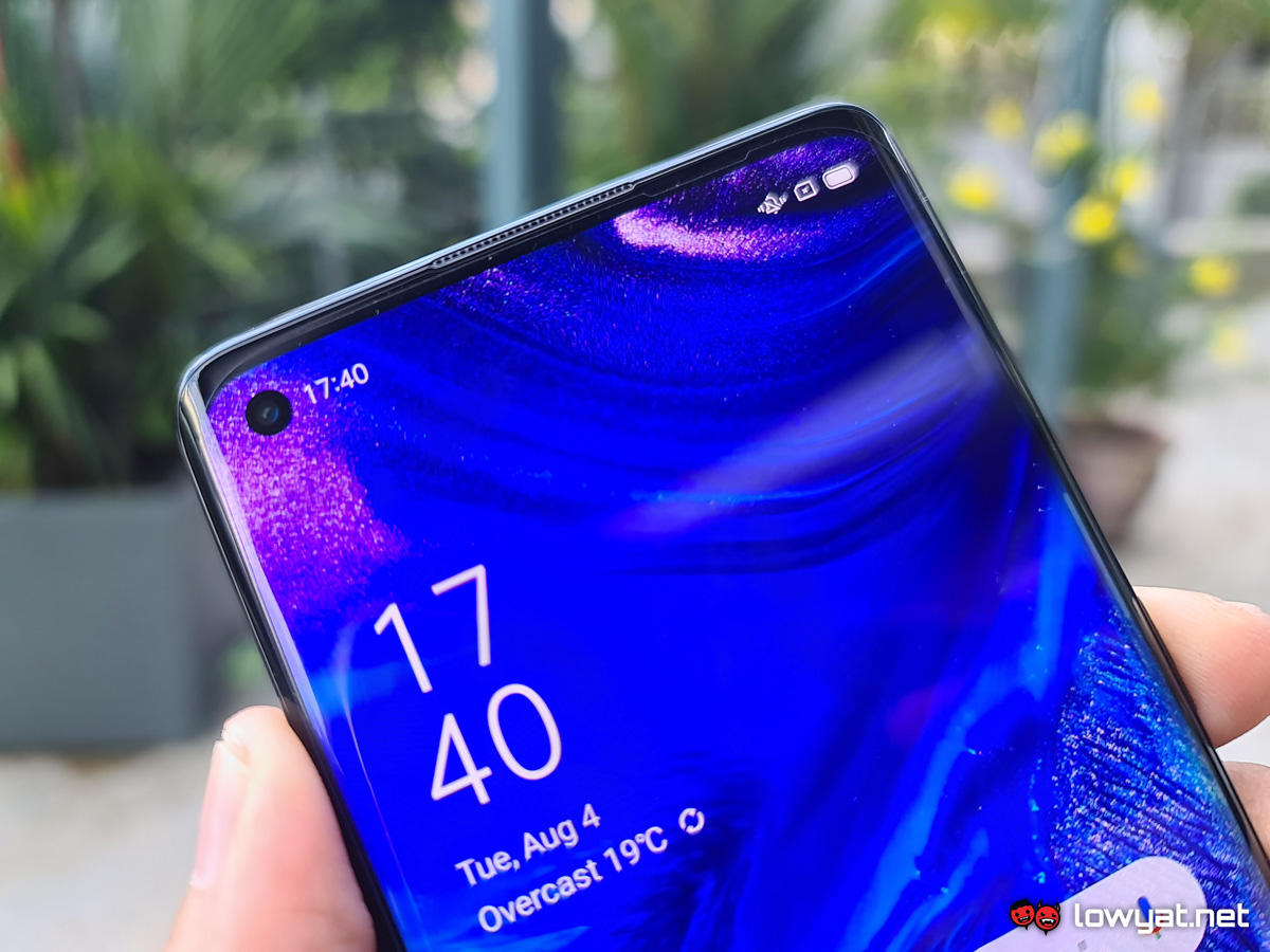 OPPO Reno 4 Series Hands-on