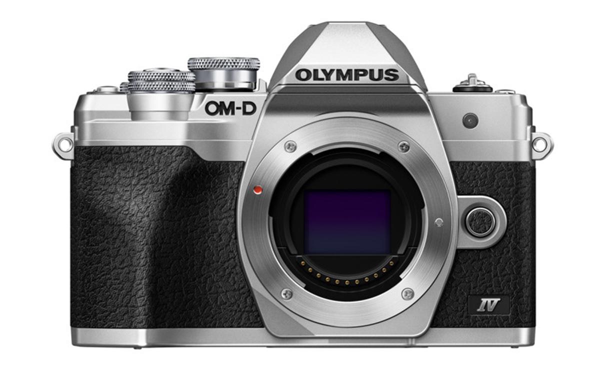 Olympus OM-D E-M10 Mark IV Camera Announced