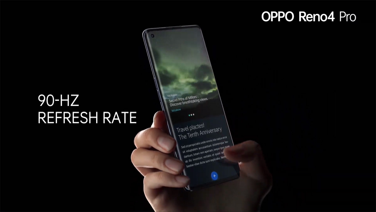 Oppo Reno4 Series Official In Malaysia