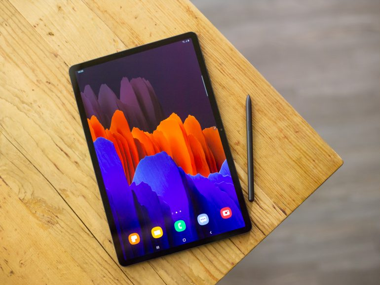 Samsung Galaxy Tab S7 and S7 Plus Unveiled