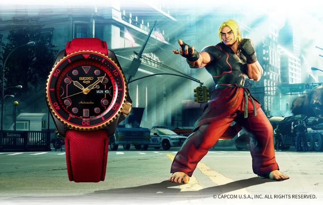 Seiko SFV special edition Ken