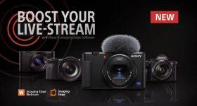 Sony PC Application Imaging Edge Webcam