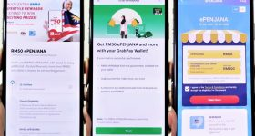 ePENJANA Rewards Incentives Boost GrabPay TnG eWallet