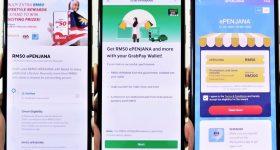 ePENJANA Rewards Incentives Boost GrabPay TnG eWallet