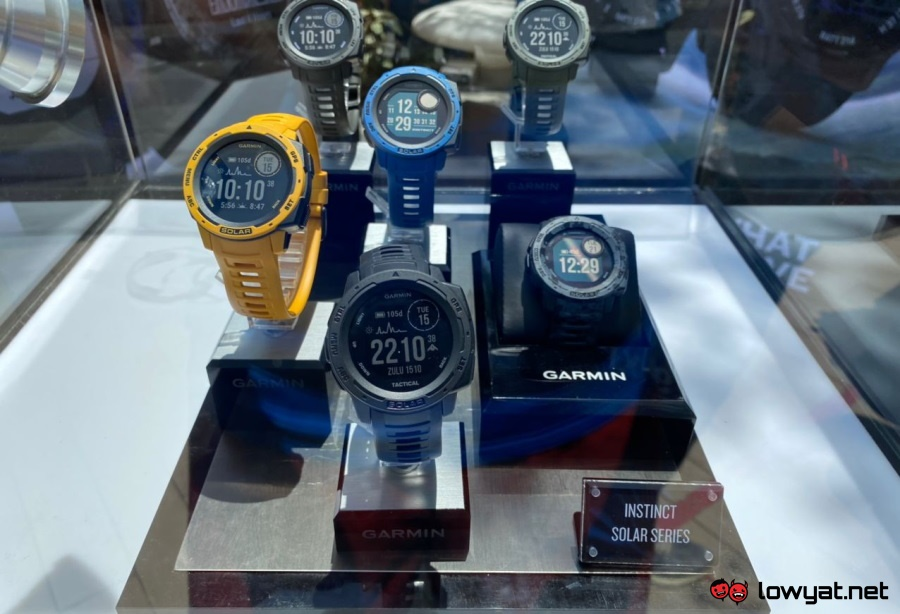 Garmin Brings Solar Charging To More Smartwatches: Available In Malaysia For RM 1999 Onwards - Lowyat.NET