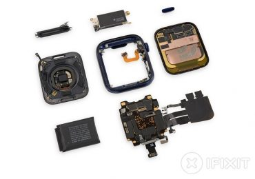 Apple Watch Series 6 teardown