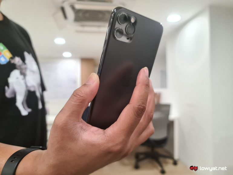 Back Tap iOS 14 Contact Tracing