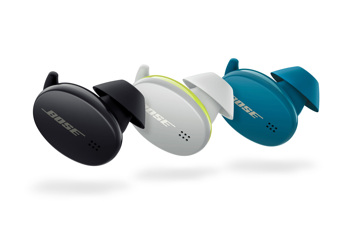 Bose Announces QuietComfort Sports Earbuds