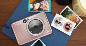 Canon IVY CLIQ+2 CLIQ2 Instant cameras